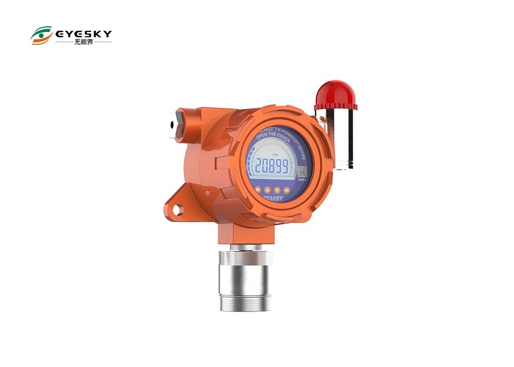 Cast Aluminum Combustible Gas Detector For Flammable / Explosive Gas